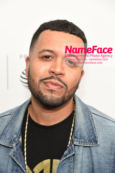 Unbanned: The Legend of AJ1 Movie Premiere at 17th Annual Tribeca Film Festival DJ Infred - NameFace Photo Agency New York City - hello@nameface.com - nameface.com - Photo by Daniela Kirsch