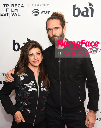 Unbanned: The Legend of AJ1 Movie Premiere at 17th Annual Tribeca Film Festival Guest and Dexton Deboree - NameFace Photo Agency New York City - hello@nameface.com - nameface.com - Photo by Daniela Kirsch