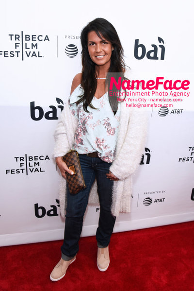 Unbanned: The Legend of AJ1 Movie Premiere at 17th Annual Tribeca Film Festival Heather Kahn Licata - NameFace Photo Agency New York City - hello@nameface.com - nameface.com - Photo by Daniela Kirsch