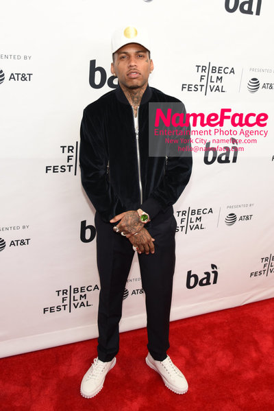 Unbanned: The Legend of AJ1 Movie Premiere at 17th Annual Tribeca Film Festival Kid Ink - NameFace Photo Agency New York City - hello@nameface.com - nameface.com - Photo by Daniela Kirsch