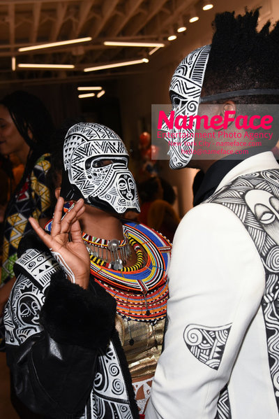 2018 AMREF Artball Honoring Toyin Ojih Odutola with the Amref Rees Visionary Award - Raising funds for healthcare in Africa  Atmosphere - NameFace Photo Agency New York City - hello@nameface.com - nameface.com - Photo by Daniela Kirsch
