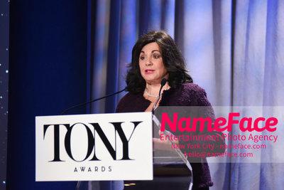 Tony Awards Nominations Announcements - 2018 Charlotte St. Martin - NameFace Photo Agency New York City - hello@nameface.com - nameface.com - Photo by Daniela Kirsch