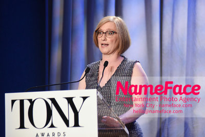 Tony Awards Nominations Announcements - 2018 Heather Hitchens - NameFace Photo Agency New York City - hello@nameface.com - nameface.com - Photo by Daniela Kirsch