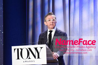 Tony Awards Nominations Announcements - 2018 Thomas Schumacher - NameFace Photo Agency New York City - hello@nameface.com - nameface.com - Photo by Daniela Kirsch
