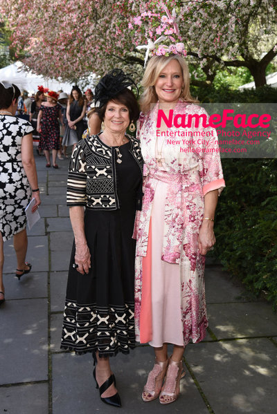 36th Annual Frederick Law Olmsted Awards Luncheon Guest and Tracey Huff - NameFace Photo Agency New York City - hello@nameface.com - nameface.com - Photo by Daniela Kirsch