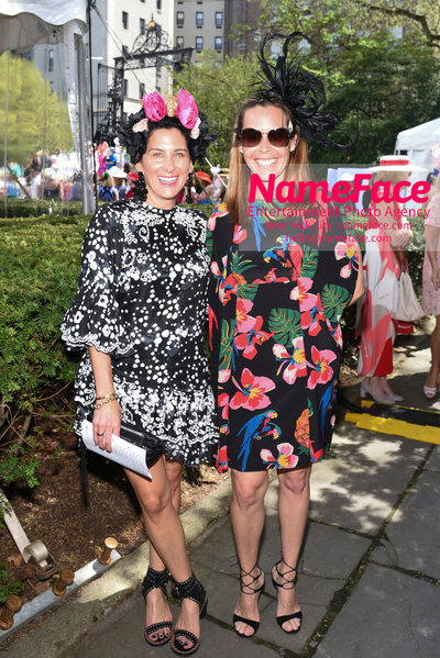 36th Annual Frederick Law Olmsted Awards Luncheon Jennifer Carlston and Guest - NameFace Photo Agency New York City - hello@nameface.com - nameface.com - Photo by Daniela Kirsch