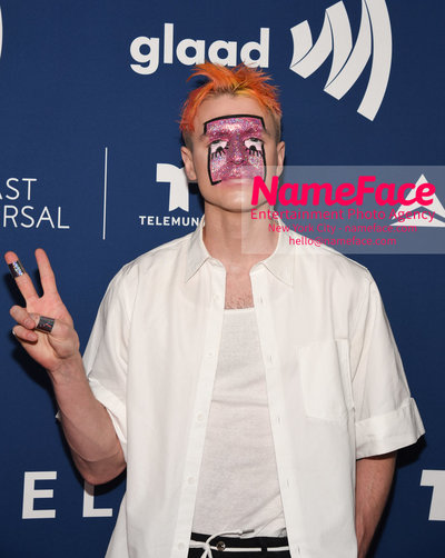 The GLAAD Rising Stars Luncheon at the 29th Annual GLAAD Media Awards Milk - NameFace Photo Agency New York City - hello@nameface.com - nameface.com - Photo by Daniela Kirsch