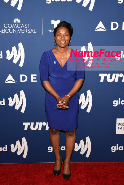 The GLAAD Rising Stars Luncheon at the 29th Annual GLAAD Media Awards Pamela Stewart - NameFace Photo Agency New York City - hello@nameface.com - nameface.com - Photo by Daniela Kirsch