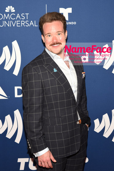 The GLAAD Rising Stars Luncheon at the 29th Annual GLAAD Media Awards Zeke Smith - NameFace Photo Agency New York City - hello@nameface.com - nameface.com - Photo by Daniela Kirsch