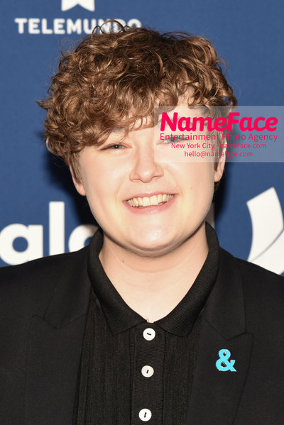 The GLAAD Rising Stars Luncheon at the 29th Annual GLAAD Media Awards Ellie Desautels - NameFace Photo Agency New York City - hello@nameface.com - nameface.com - Photo by Daniela Kirsch
