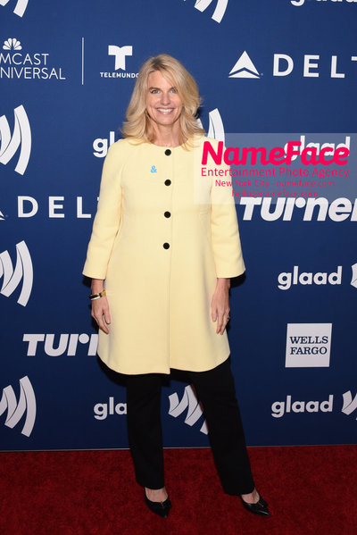 The GLAAD Rising Stars Luncheon at the 29th Annual GLAAD Media Awards Sarah Kate Ellis - NameFace Photo Agency New York City - hello@nameface.com - nameface.com - Photo by Daniela Kirsch