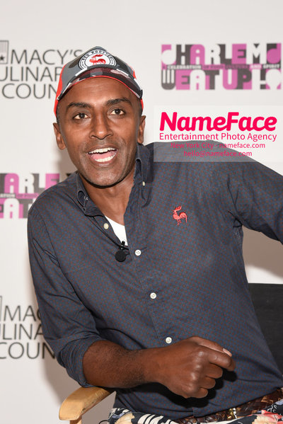 Macys Herald Square Welcomes Marcus Samuelsson for an evening of food, fun and live music Marcus Samuelsson - NameFace Photo Agency New York City - hello@nameface.com - nameface.com - Photo by Daniela Kirsch