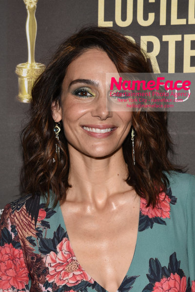 2018 Lucille Lortel Awards Arrivals Annie Parisse - NameFace Photo Agency New York City - hello@nameface.com - nameface.com - Photo by Daniela Kirsch
