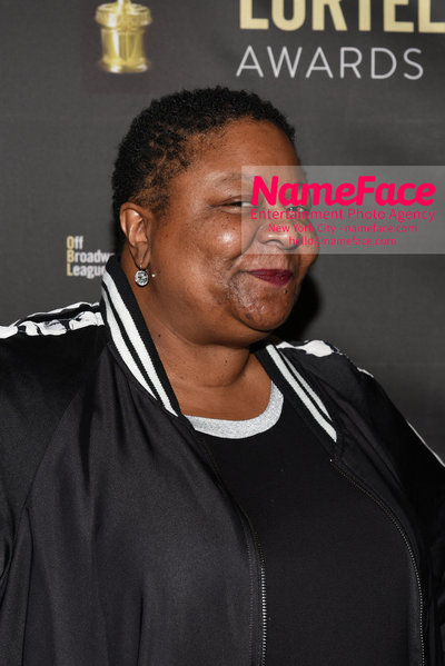 2018 Lucille Lortel Awards Arrivals Myra Lucretia Taylor - NameFace Photo Agency New York City - hello@nameface.com - nameface.com - Photo by Daniela Kirsch