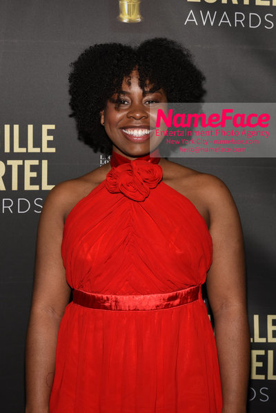 2018 Lucille Lortel Awards Arrivals Paige Gilbert - NameFace Photo Agency New York City - hello@nameface.com - nameface.com - Photo by Daniela Kirsch