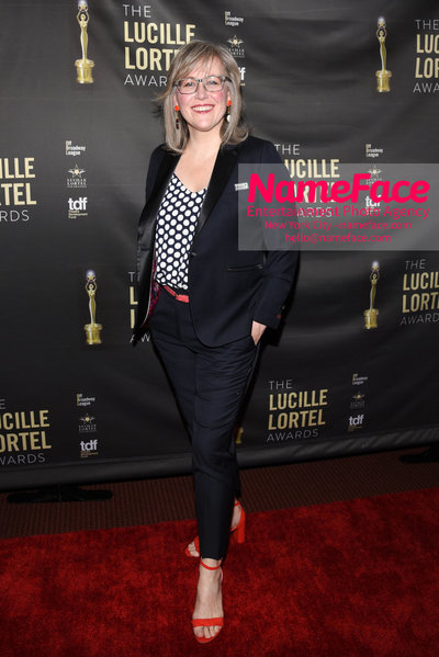 2018 Lucille Lortel Awards Arrivals Lisa McNulty - NameFace Photo Agency New York City - hello@nameface.com - nameface.com - Photo by Daniela Kirsch