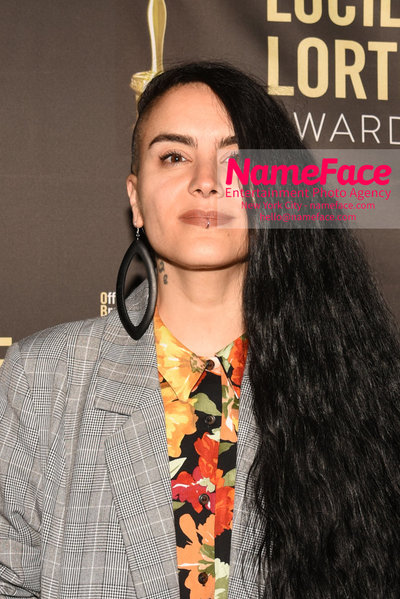 2018 Lucille Lortel Awards Arrivals Sonya Tayeh - NameFace Photo Agency New York City - hello@nameface.com - nameface.com - Photo by Daniela Kirsch