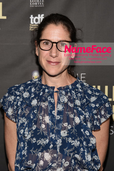2018 Lucille Lortel Awards Arrivals  Anne Kauffman - NameFace Photo Agency New York City - hello@nameface.com - nameface.com - Photo by Daniela Kirsch