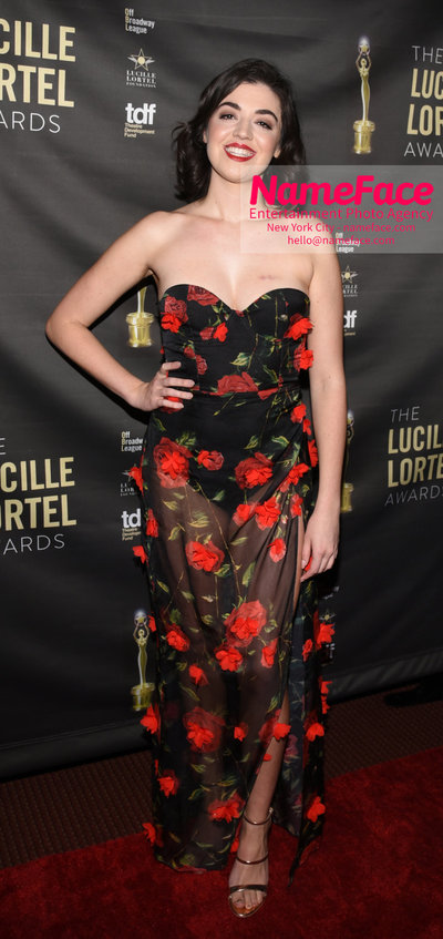 2018 Lucille Lortel Awards Arrivals Barrett Wilbert Weed - NameFace Photo Agency New York City - hello@nameface.com - nameface.com - Photo by Daniela Kirsch