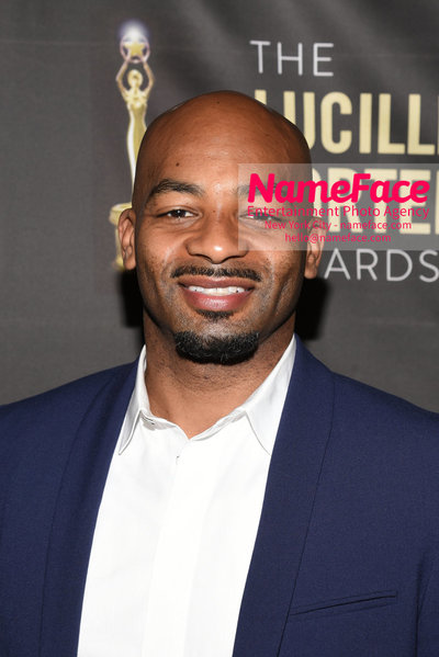2018 Lucille Lortel Awards Arrivals Brandon Victor Dixon - NameFace Photo Agency New York City - hello@nameface.com - nameface.com - Photo by Daniela Kirsch
