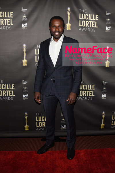 2018 Lucille Lortel Awards Arrivals Joshua Henry - NameFace Photo Agency New York City - hello@nameface.com - nameface.com - Photo by Daniela Kirsch