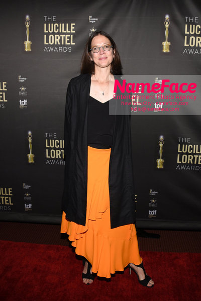2018 Lucille Lortel Awards Arrivals Louisa Thompson - NameFace Photo Agency New York City - hello@nameface.com - nameface.com - Photo by Daniela Kirsch