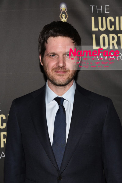 2018 Lucille Lortel Awards Arrivals Michael Esper - NameFace Photo Agency New York City - hello@nameface.com - nameface.com - Photo by Daniela Kirsch