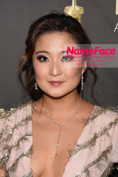 2018 Lucille Lortel Awards Arrivals Ashley Park - NameFace Photo Agency New York City - hello@nameface.com - nameface.com - Photo by Daniela Kirsch