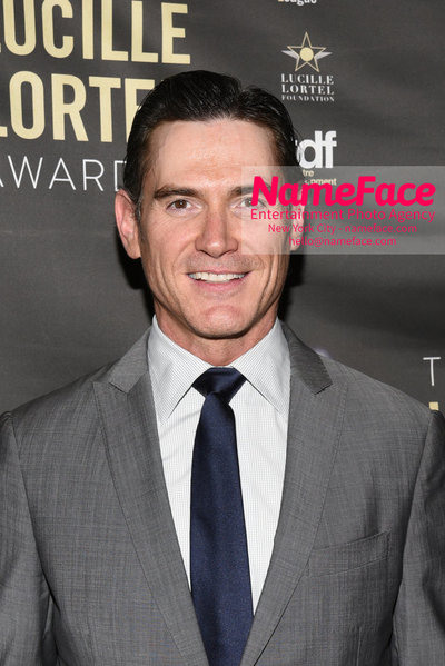 2018 Lucille Lortel Awards Arrivals Billy Crudup - NameFace Photo Agency New York City - hello@nameface.com - nameface.com - Photo by Daniela Kirsch