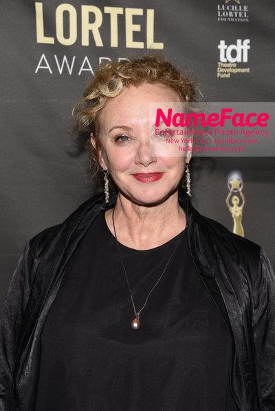 2018 Lucille Lortel Awards Arrivals J. Smith-Cameron - NameFace Photo Agency New York City - hello@nameface.com - nameface.com - Photo by Daniela Kirsch