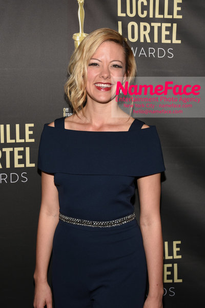 2018 Lucille Lortel Awards Arrivals Kate Rockwell - NameFace Photo Agency New York City - hello@nameface.com - nameface.com - Photo by Daniela Kirsch