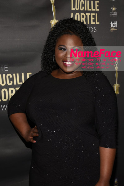 2018 Lucille Lortel Awards Arrivals Tiffany Mann - NameFace Photo Agency New York City - hello@nameface.com - nameface.com - Photo by Daniela Kirsch