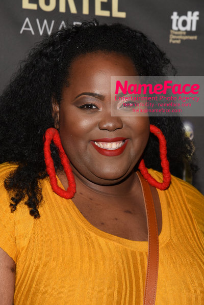 2018 Lucille Lortel Awards Arrivals Ashley D. Kelley - NameFace Photo Agency New York City - hello@nameface.com - nameface.com - Photo by Daniela Kirsch