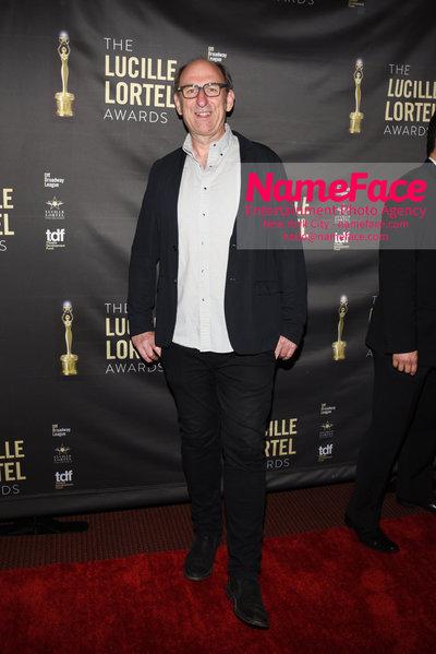 2018 Lucille Lortel Awards Arrivals David Cale - NameFace Photo Agency New York City - hello@nameface.com - nameface.com - Photo by Daniela Kirsch