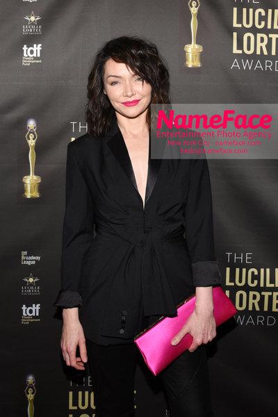 2018 Lucille Lortel Awards Arrivals Katrina Lenk - NameFace Photo Agency New York City - hello@nameface.com - nameface.com - Photo by Daniela Kirsch