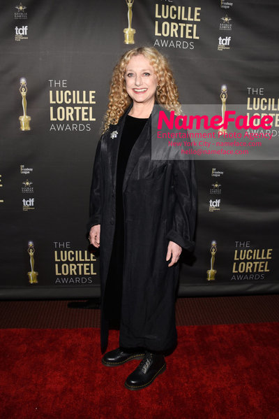 2018 Lucille Lortel Awards Arrivals Carol Kane - NameFace Photo Agency New York City - hello@nameface.com - nameface.com - Photo by Daniela Kirsch