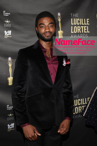 2018 Lucille Lortel Awards Arrivals Jelani Alladin - NameFace Photo Agency New York City - hello@nameface.com - nameface.com - Photo by Daniela Kirsch