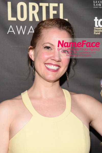 2018 Lucille Lortel Awards Arrivals Patti Murin - NameFace Photo Agency New York City - hello@nameface.com - nameface.com - Photo by Daniela Kirsch