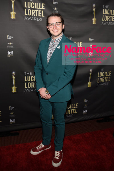 2018 Lucille Lortel Awards Arrivals Will Roland - NameFace Photo Agency New York City - hello@nameface.com - nameface.com - Photo by Daniela Kirsch