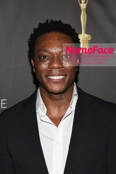 2018 Lucille Lortel Awards Arrivals Chuk Iwuji - NameFace Photo Agency New York City - hello@nameface.com - nameface.com - Photo by Daniela Kirsch