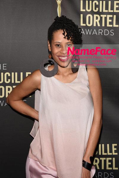 2018 Lucille Lortel Awards Arrivals Dominique Morisseau - NameFace Photo Agency New York City - hello@nameface.com - nameface.com - Photo by Daniela Kirsch