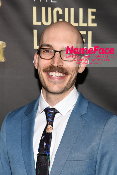 2018 Lucille Lortel Awards Arrivals Marc Bovino - NameFace Photo Agency New York City - hello@nameface.com - nameface.com - Photo by Daniela Kirsch