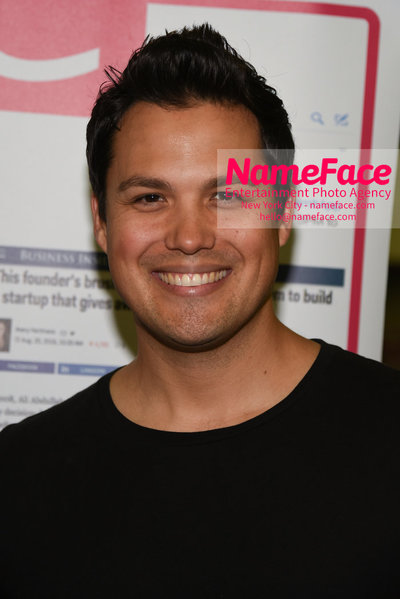 Techday 2018 NYC Startup Exhibition Michael Copon - NameFace Photo Agency New York City - hello@nameface.com - nameface.com - Photo by Daniela Kirsch