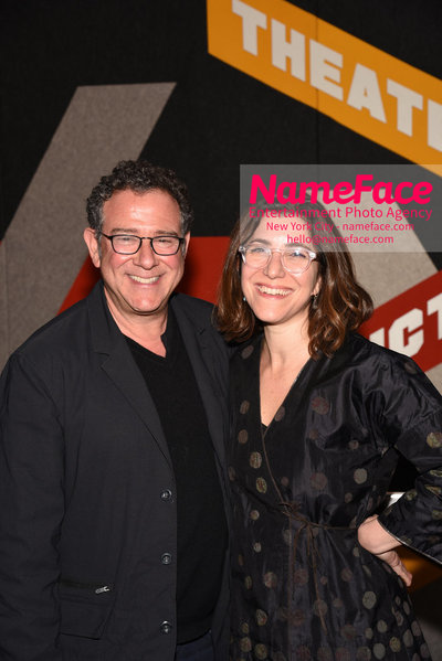 The New 42nd Street 2018 Gala Michael Greif and Guest - NameFace Photo Agency New York City - hello@nameface.com - nameface.com - Photo by Daniela Kirsch