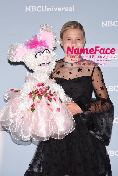 2018 NBCUniversal Upfront Darci Lynne - NameFace Photo Agency New York City - hello@nameface.com - nameface.com - Photo by Daniela Kirsch