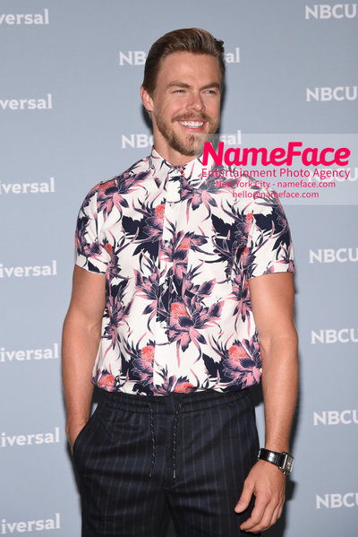2018 NBCUniversal Upfront Derek Hough - NameFace Photo Agency New York City - hello@nameface.com - nameface.com - Photo by Daniela Kirsch