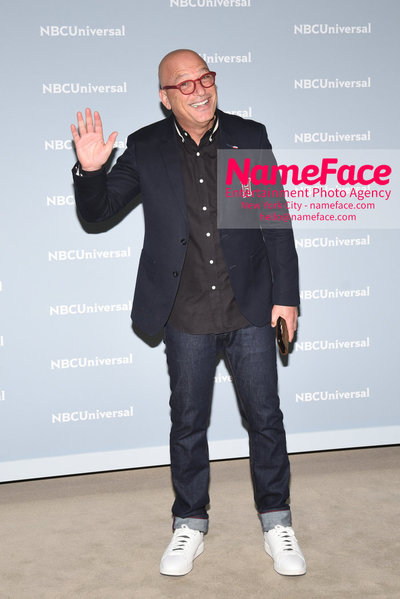 2018 NBCUniversal Upfront Howie Mandel - NameFace Photo Agency New York City - hello@nameface.com - nameface.com - Photo by Daniela Kirsch