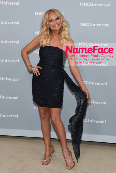 2018 NBCUniversal Upfront Kristin Chenoweth - NameFace Photo Agency New York City - hello@nameface.com - nameface.com - Photo by Daniela Kirsch