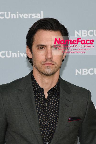 2018 NBCUniversal Upfront Milo Ventimiglia - NameFace Photo Agency New York City - hello@nameface.com - nameface.com - Photo by Daniela Kirsch