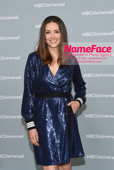 2018 NBCUniversal Upfront Megan Boone - NameFace Photo Agency New York City - hello@nameface.com - nameface.com - Photo by Daniela Kirsch